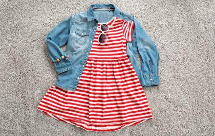 kinder jurken